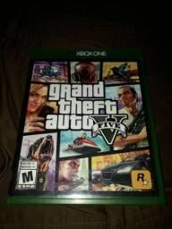 Vendo GTA V Xbox One