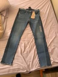 Calça Jeans Levi?s tam. 44 slim