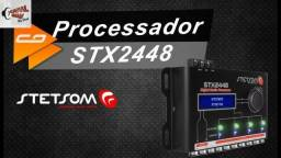 CS-Canal Som Instalação Grátis, Processador Stetsom 2448 Top! 299,99 À Vista ou 12x 30,00 comprar usado  Salvador