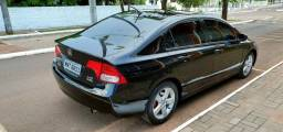 Honda Civic lxs flex automático abaixo fipe - 2007