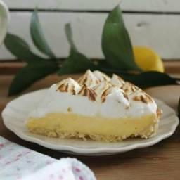 [ÁGUA NA BOCA] Torta De Limão Deliciosa
