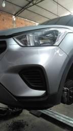 Hyundai Creta ano 2017 sucata somente peças