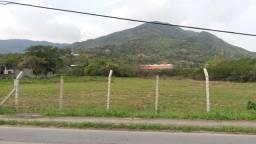 Excelente negócio, terreno plano, 25 mil m², no Ribeirão da Ilha em Florianópolis