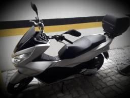 Moto Honda PCX 160cc 2018, com 526km rodados - 2018