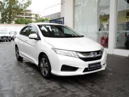 Honda City LX 16/17 Flex Branco - 2017