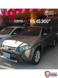 Fiat Strada ADV CAB DUPLA 1.8 - 2016