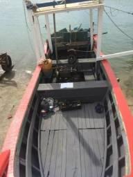 Barco 7 metros