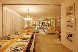 Apartamento com 4 dormitórios à venda, 175 m² por R$ 1.080.000,00 - Setor Marista - Goiâni