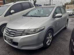 Honda City Prata LX Completíssimo - Financie Fácil - 2010