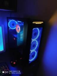 Micro Computador PC Gamer RGB - Novo