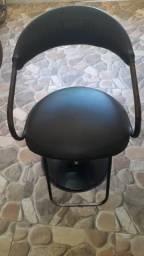 Cadeira de cabeleireiro(a)