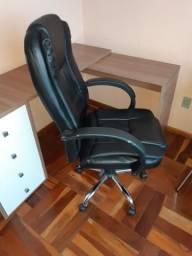 Cadeira Presidente escritório ou estudo