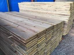 Tábua De 30cm x 2cm x 3m Pinus Seco - Barato Melhor Preço