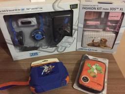 Case Nintendo Portátil