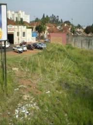 Terreno no Vila Xavier em Araraquara cod: 25699
