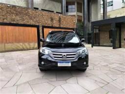 Honda CR-V EXL 4x4, Top de Linha, 68.000km, Teto Solar, Couro, Impecável, Financio - 2012