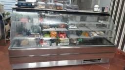 Refrigerador para padaria