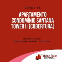Vendo - Cobertura no Santana Tower II