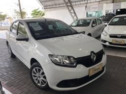 Renault Logan 2016 1.0 - Estado de Novo - 2016