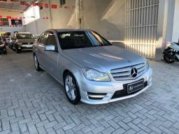 Mercedes C-180 1.6 Turbo 2013 Blindada - 2013