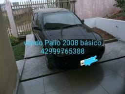 Pálio 1.0 fire - 2008