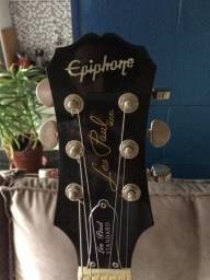 Guitarra Epiphone Les Paul Standard Seymour Duncan Alnico PRO II