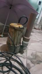 Vendo ou troco bomba submersa 3 cv