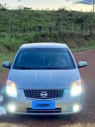 Vendo Nissan Sentra 2.0 S Blindado automático
