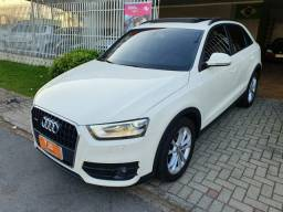 Audi Q3 ambien 2013