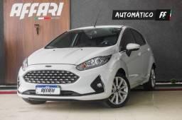 Ford Fiesta Titanium Hatch 2018 Automático