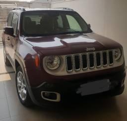 Jeep renegade 1.8 automático 2017