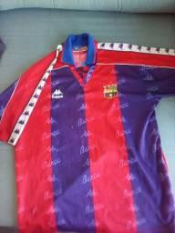 Camisa do barcelona 1993