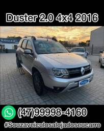DUSTER 2016/2016 2.0 DYNAMIQUE 4X4 16V FLEX 4P MANUAL