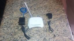 Roteador Tp-link N 150mbps Tl-wr720n Com Antena
