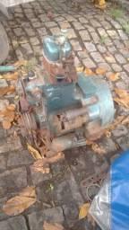 Motor MWM 1 cilindro com caixa de c10
