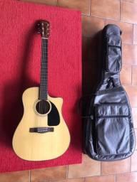 Violão Fender CD60 Oportunidade