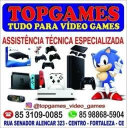 Conserto Especializado em Video Games