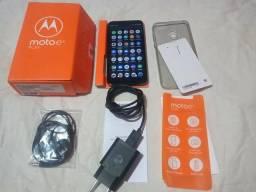 Moto E6 play 32GB novo caixa nota fiscal linda celular acessórios original / FAÇO ENTREGA)