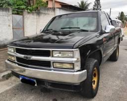 Chevrolet Silverado turbo diesel cabine simples) - 1999