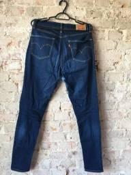 Calça jeans Lewis tamanho 38 skiny