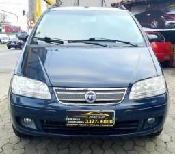 Fiat Idea ELX 1.4, 2006/06, completo + bancos em couro. Excelente, muito novo. Confira! - 2006