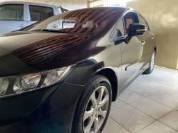 Honda Civic exs com teto solar apenas 67.000 km - 2012