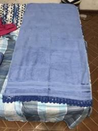 Promoção Combo com 2 toalhas de banho grandes + 1 toalha de rosto (NOVAS)