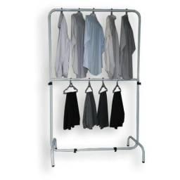 Arara para roupas de dois níveis 150