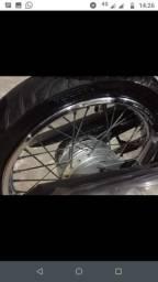 Troco por rodas de liga