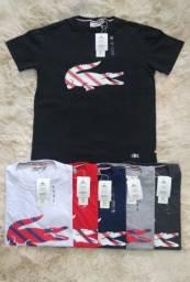 Camisa 1 linha atacado 10 peças cada $50