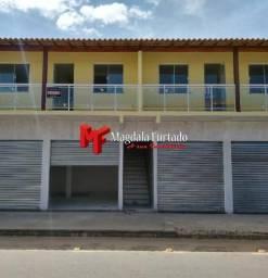 1129 - Casa de 1 quarto, varandinha com sacada em Unamar Tamoios