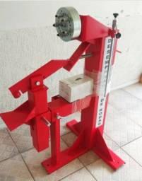 Desempenadora Recuperadora de rodas de aço e liga