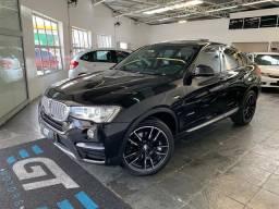 BMW X4 2.0 Bi Turbo 2015!!! IMPECÁVEL