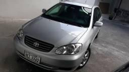 Corolla 2003 1.8 impecável 115 mil km.